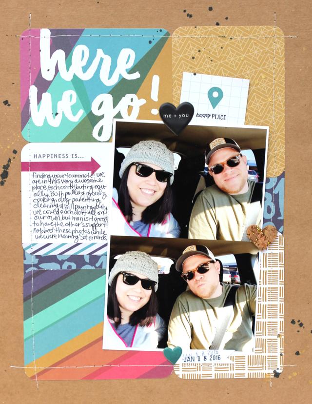 Jamie Leija Neon Birthday Card: Jamie Leija: Happiness Is