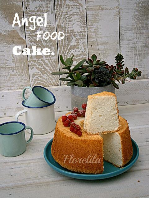 Florelila recetas y aficiones angel food cake paso a paso angel food cake paso a paso forumfinder Choice Image