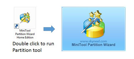 Partition-Tool