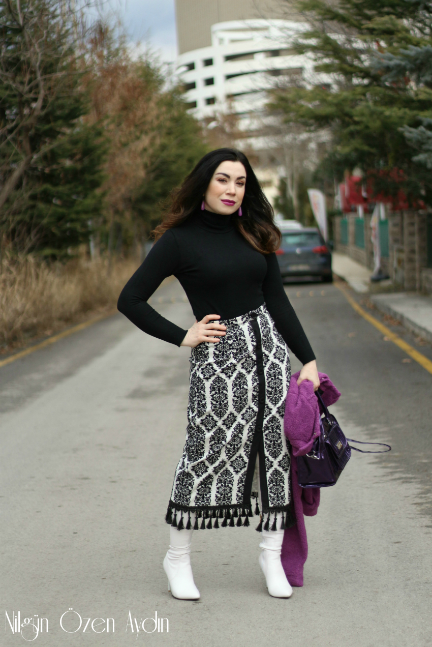 kalem etek dikimi-kalem etek-pencil skirt-sewing blog-dikiş blogu