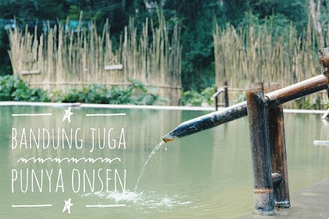 Bandung Juga Punya Onsen