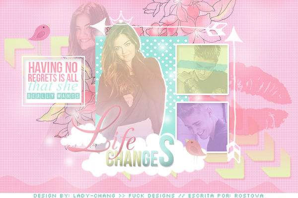 CF: Life Changes (Miss Rostova)