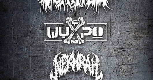 EXTREME METAL ASSAULT - Vomitile, Εν Ψυχρώ, Nekhrah, Harmonize (29/Jun/2018)