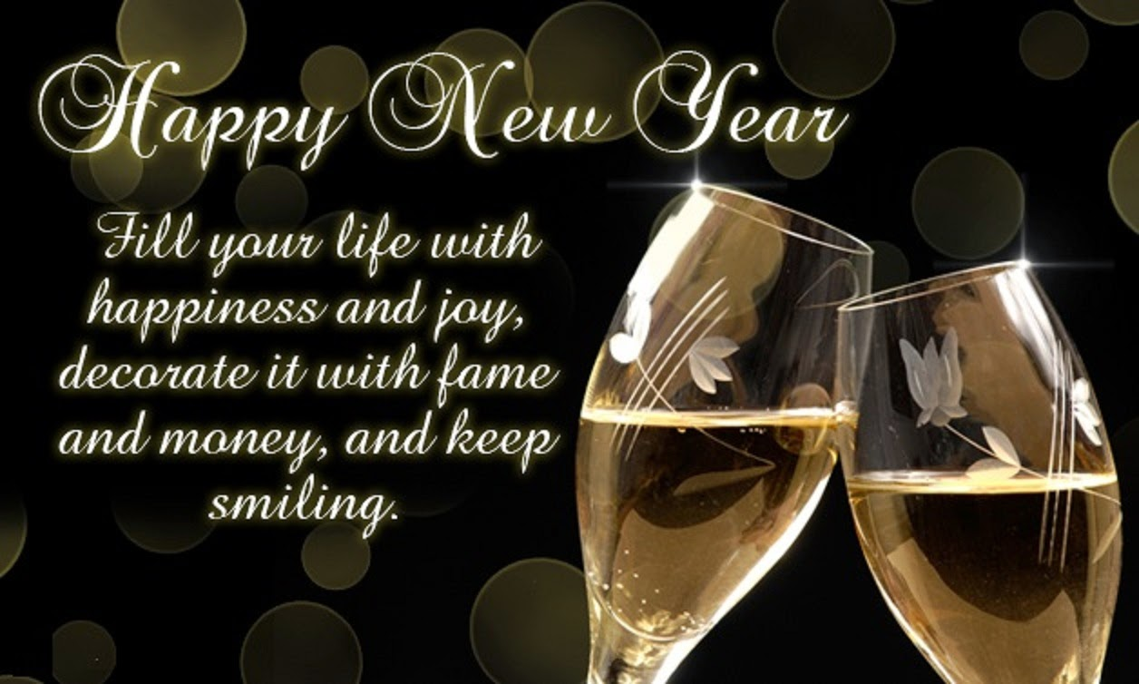 Happy New Year Wishes Messages | New Year Greetings ...