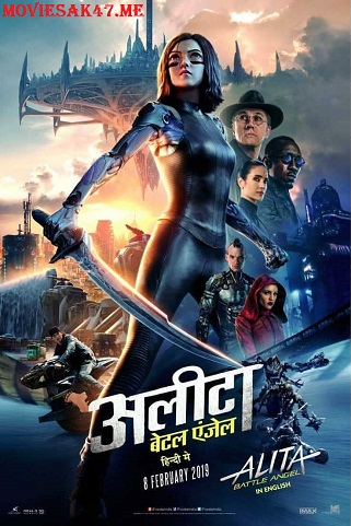 Download Alita Battle Angel (2019) Full Hindi Dual Audio Movie Download 720p 480p HD Free Watch Online Full Movie Download 480ptvseries, Worldfree4u, 9xmovies,
