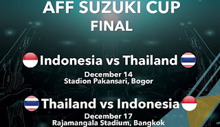 LIVE STREAMING FINAL PIALA AFF INDONESIA VS THAILAND (LEG-1)