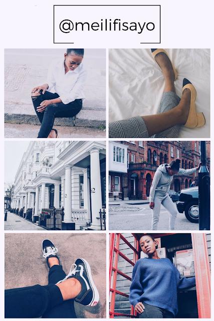 Meili Fisayo: 5 Instagrams bem tumblr girl para você seguir
