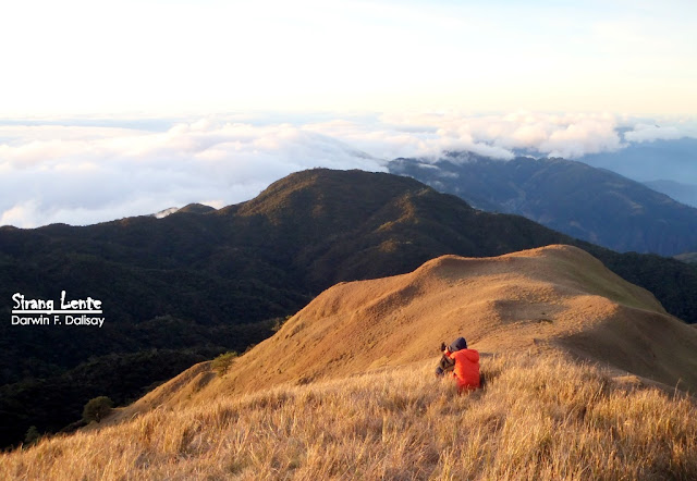 mt pulag exact location