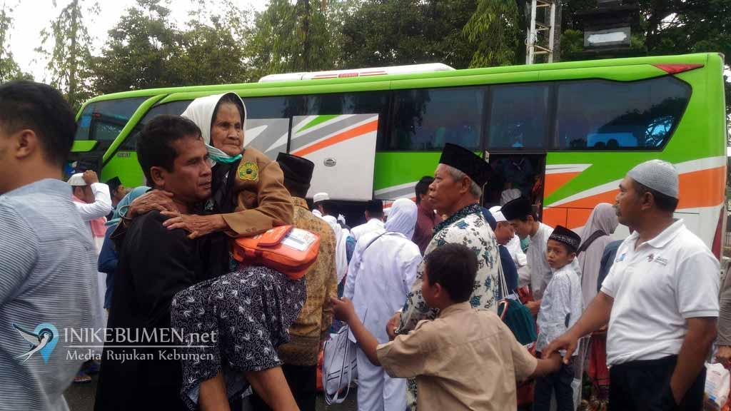 Tahun ini, Jumlah Jamaah Haji Kebumen yang Meninggal Lima Orang