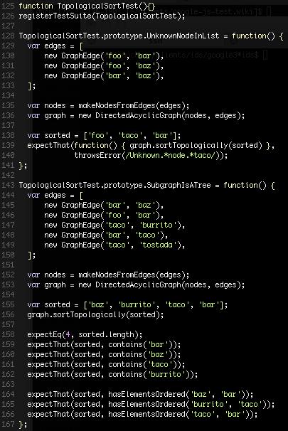 Introducing Google JS Test | Google Open Source Blog