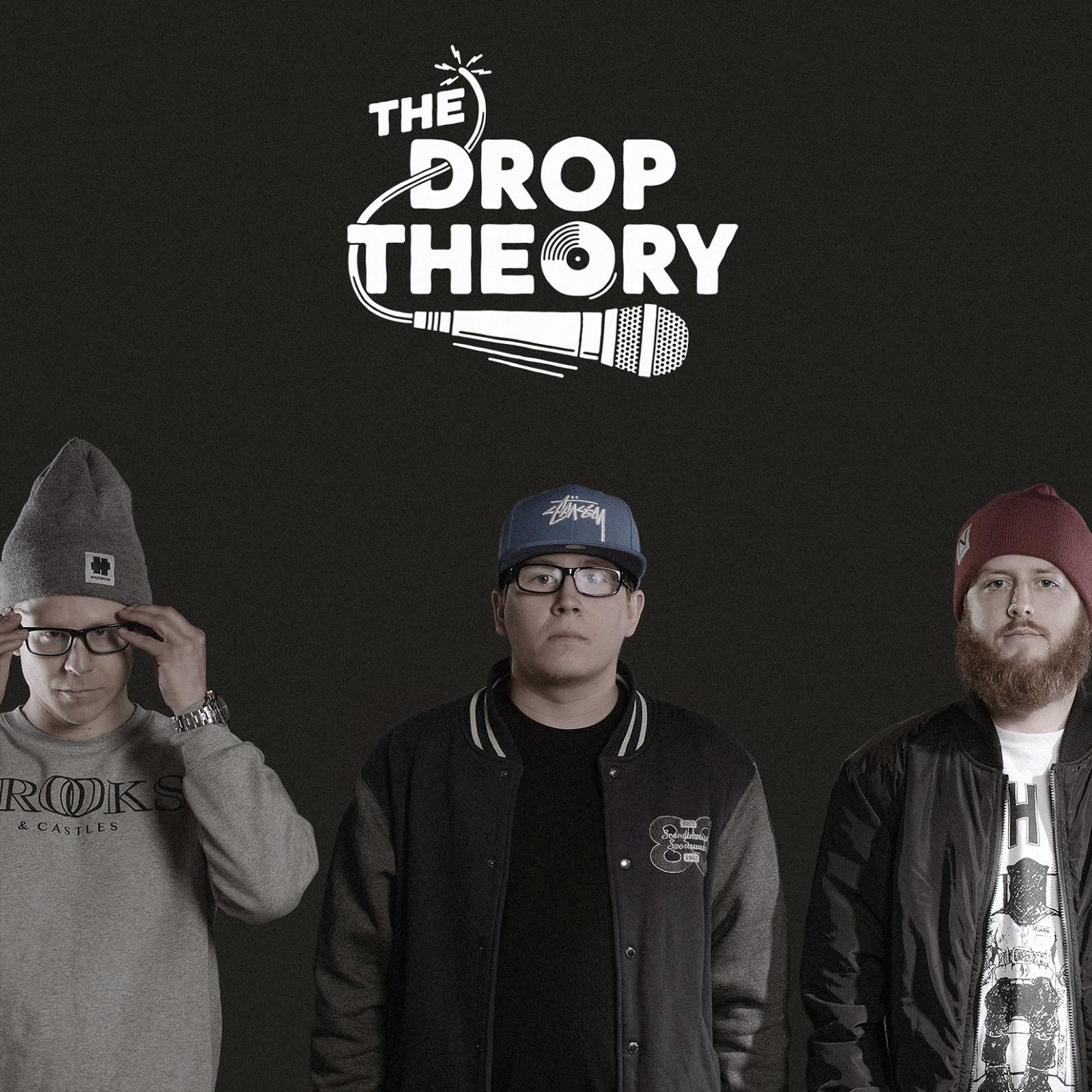 The Drop Theory - The Drop Theory EP (2015) (Suecia)