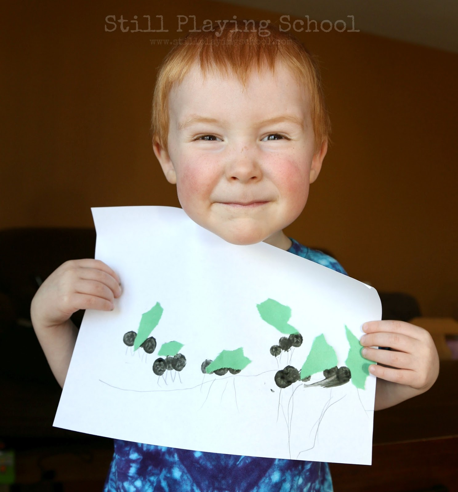 Leaf Cutter Ant Craft For Kids