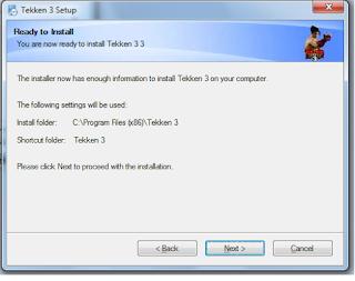 Tekken 3 Full Game Setup Free Download (Size 26 31 MB