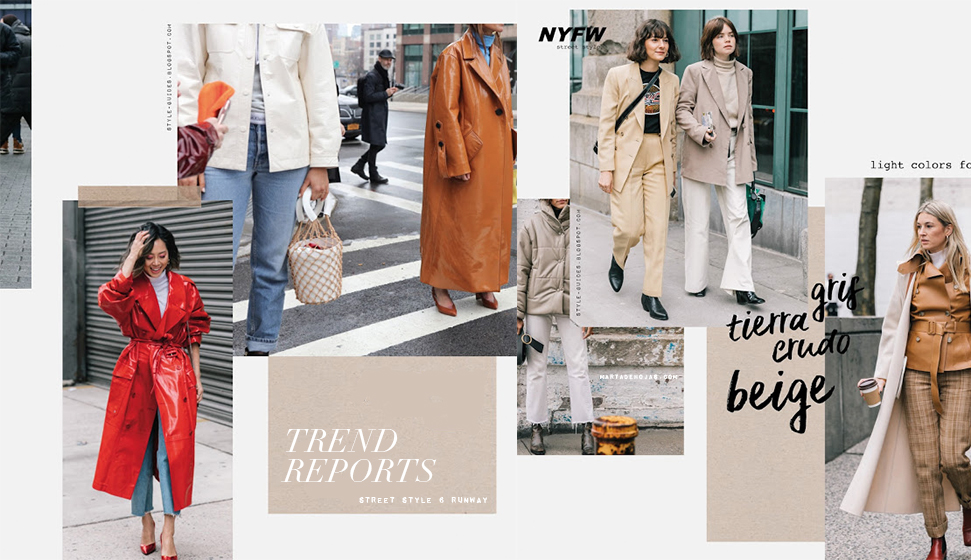 trend moodboards fashion