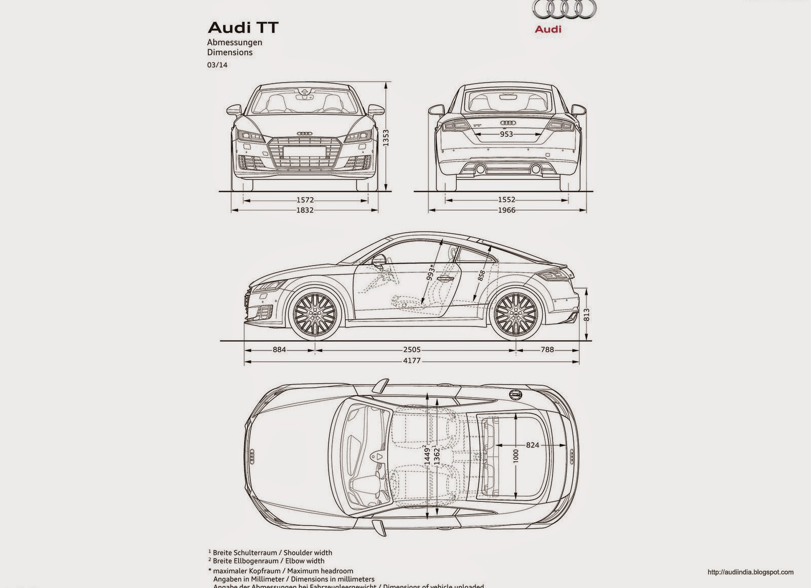 The World of Audi: TT