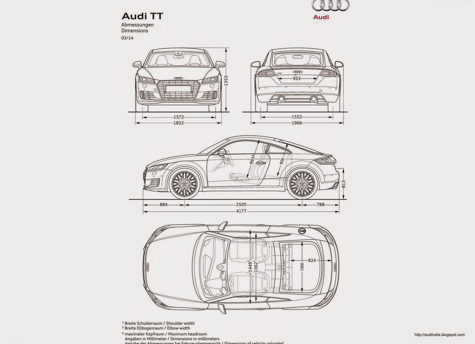 2000 Audi Tt Side View | Wiring Diagram Database