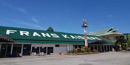 Cara Menghubungi Bandar Udara Internasional Frans Kaisiepo