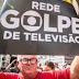 Brasileños salen a protestar contra medios golpistas