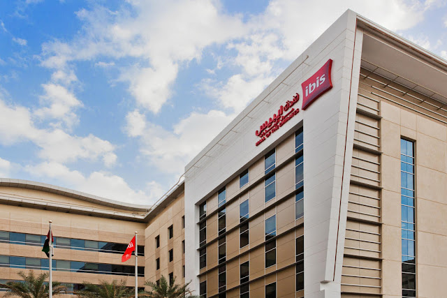 فندق إيبيس / دبي / مدونة إيهاب عثمان