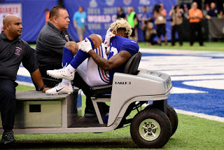 Odell Beckham Jr Injury Fantasy Football