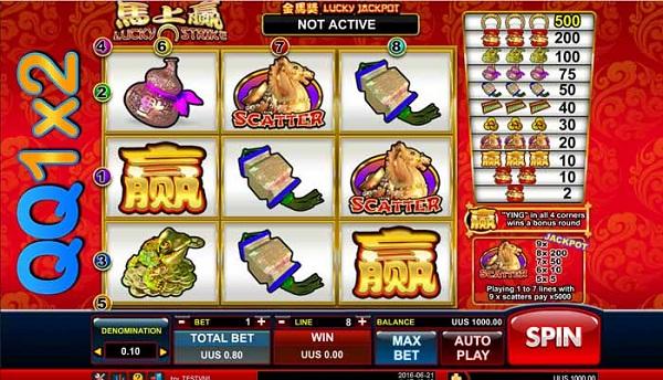 cách chơi slot game