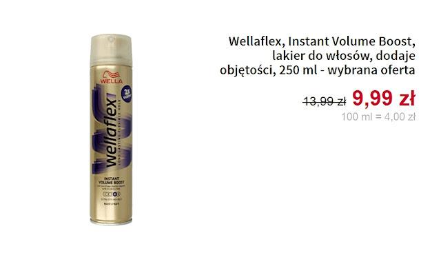 Wellaflex - Lakier do włosów