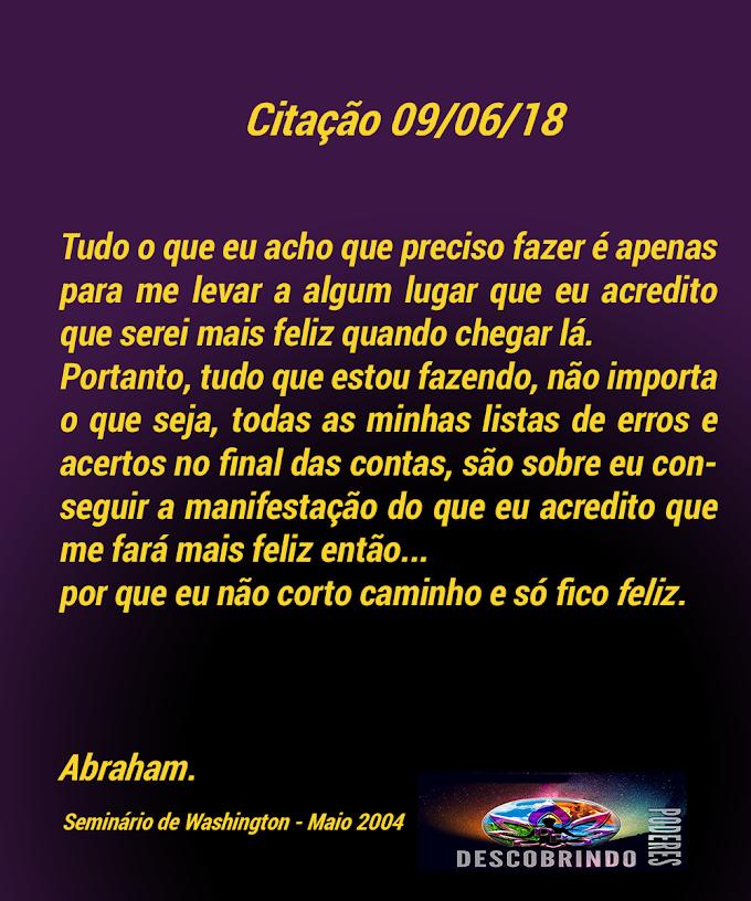 CITAÇÃO DE BRAHAM