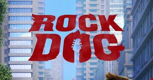Music on the Run: Trilha sonora: Rock Dog - No Faro do