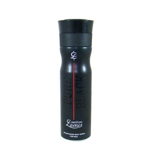 Pure Black Bodyspray 200ml