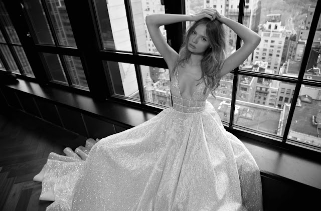 Berta Bridal Collection Fall/Winter 2016