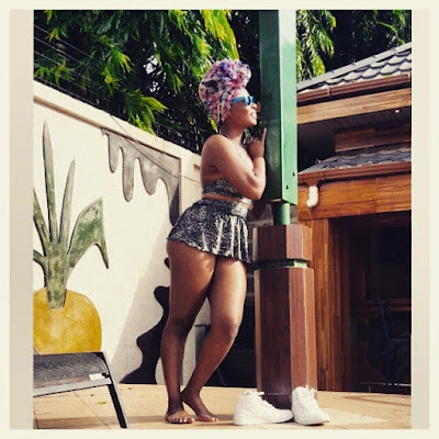 sexy photos of yemi alade nigerian musician celebrity