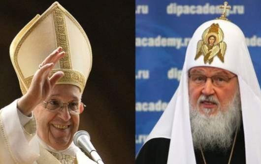 О встрече РПЦ с Ватиканом: творцы новой Унии