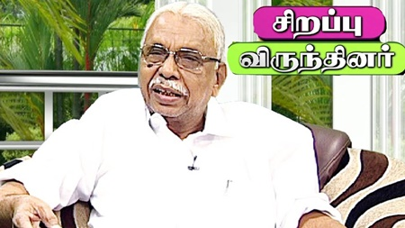 Exclusive Interview with Ka. Thirunavukarasar | Kalaignar TV