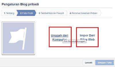 cara buat fanspage facebook