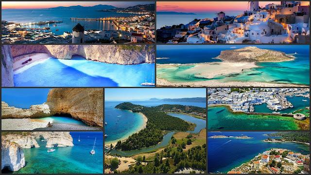 Παιχνίδι με την Ιστορία: Από που πήραν την ονομασία τους τα ελληνικά νησιά;