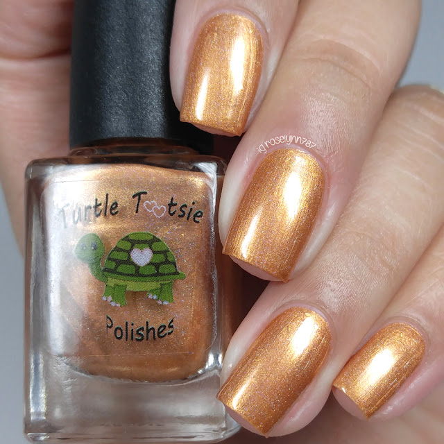 Autumn Embers by Turtle Tootsie Polishes