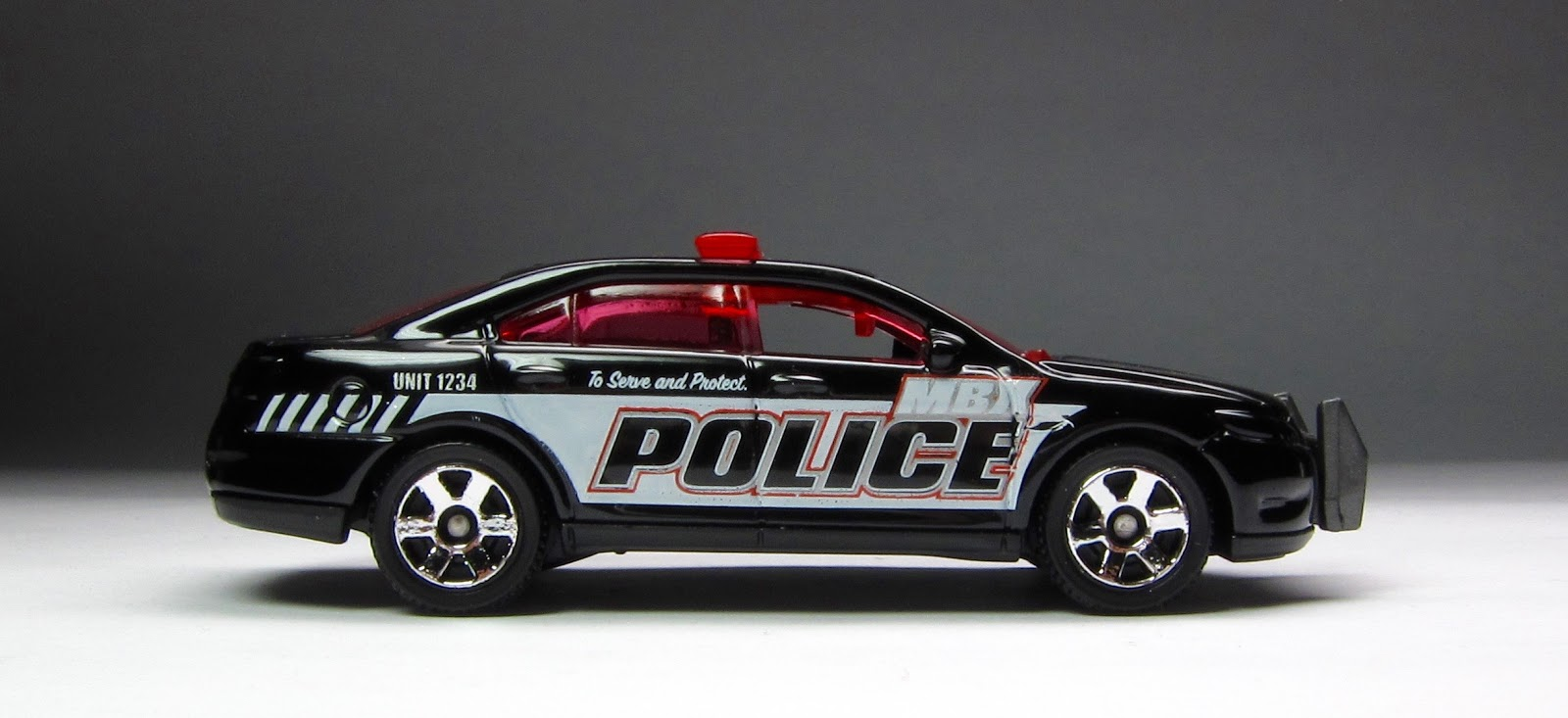 The Last Golden Age of Matchbox: Black & White Police Cars ...
