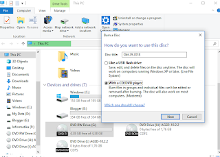 cara burning file iso dvd bootable windows 7 tanpa aplikasi tambahan