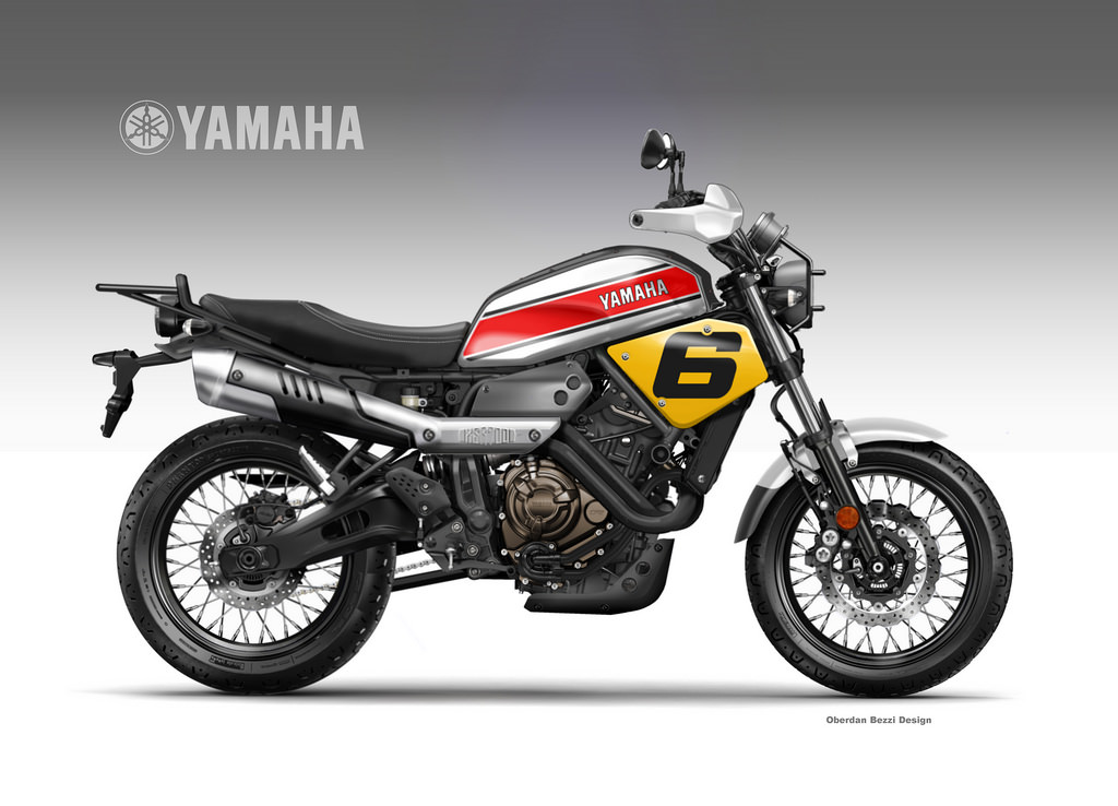 faster sons the coolest brothers yamaha xsr700 forum. Black Bedroom Furniture Sets. Home Design Ideas