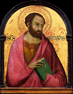 Luther's Notes on the Gospel: St. Matthias the Apostle February 24