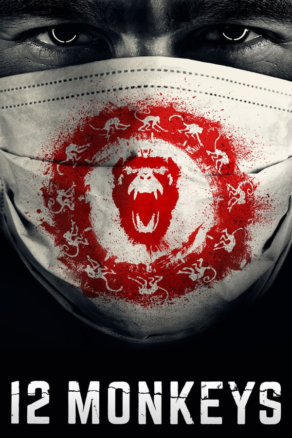 Descargar 12 monos (12 Monkeys) Latino HD Serie Completa por MEGA