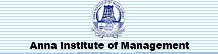 Anna Institute of Management Recruitment 2020-19 Apply www.annainstitute.org