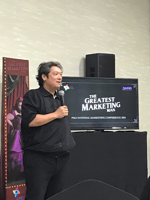 "PMA's 49th National Marketing Conference: ""The Greatest Marketing Man Press Conference"