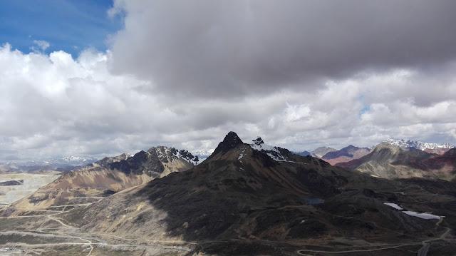 Trekking Anticona Ticlio Huarochiri Lima
