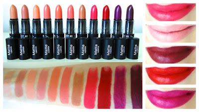 NYX Lipstick Matte Pilihan Cocok Untuk Sehari-hari