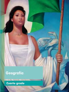 Geografía Libro de texto Cuarto grado 2016-2017 –  PDF