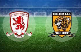 Middlesbrough vs Hull City ,2017,
