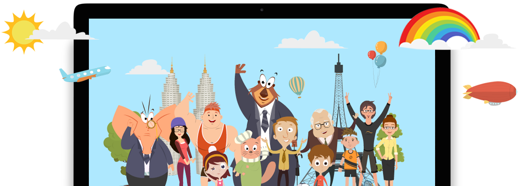 Review: Animmaker - 10X Better than other Online Animation