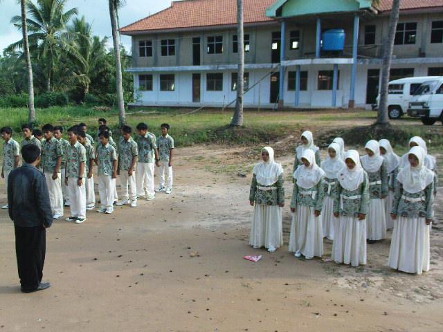 Diklat Lapangan OSIS 2012 SMK Bustanul Ulum - SMK Bustanul Ulum