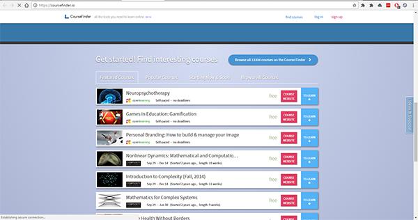 ـ  موقع بمثابة كنز للبحث عن كل الدورات (المجانية) حسب اللغة ، التخصص ..في جميع المواقع على شبكة الان 21.png